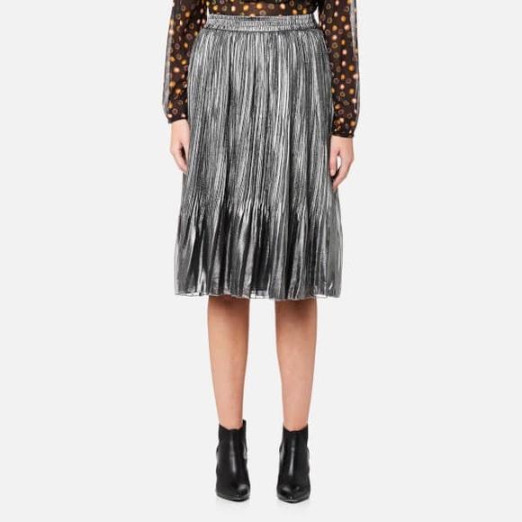 894377f6a Scotch & Soda Skirts   Maison Scotch Soda Pleated Skirt   Poshmark